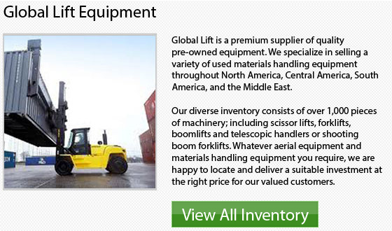 Used Forklifts Saskatchewan - Great Selection of Inventory for Forklifts, Container Handlers, Scissorlifts